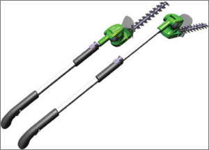 Telescopic Hedge trimmers